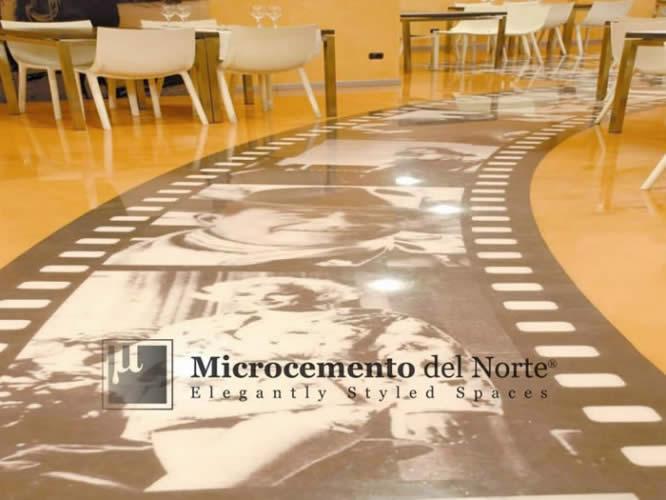 Pavimentos de microcemento microcemento del norte - Pavimento de microcemento ...