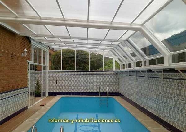 Cubriland cubiertas piscinas cubriland cubiertas para for Fotos de piscinas cubiertas