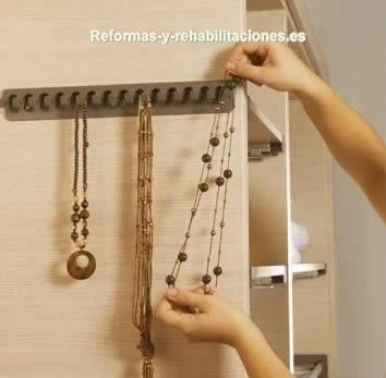 Porta collares fm armarios saiton - Para colgar collares ...