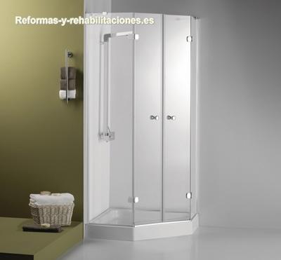 Duchas de ba o mamparas velvet for Accesorios de ducha