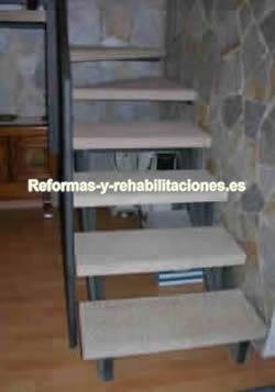 Escaleras de piedra piedra artificial ib - Piedra artificial barcelona ...