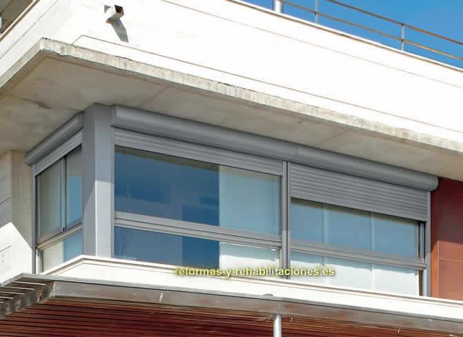 Ventanas de aluminio ventanas de techo maydisa - Ventanas de aluminio en barcelona ...