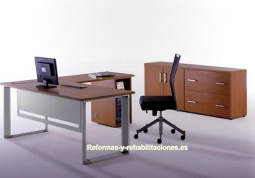 Desmon Mesas Oficinas - Desmon Montajes oficinas