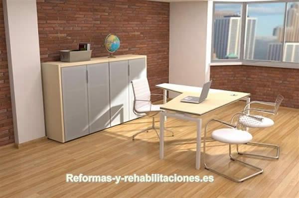 Muebles para despacho ofiprix muebles de oficinas for Muebles de despacho