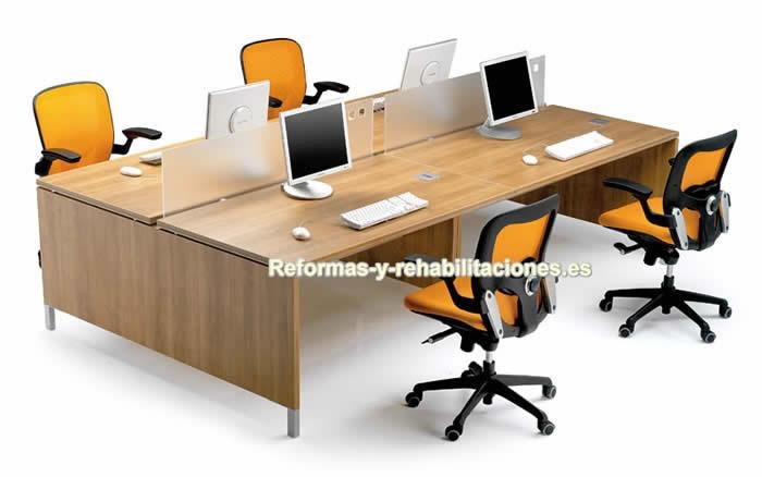 Muebles oficina ofiprix muebles de oficinas for Muebles de oficina wengue