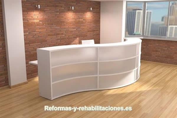Recepciones ofiprix muebles de oficinas for Muebles recepcion oficina