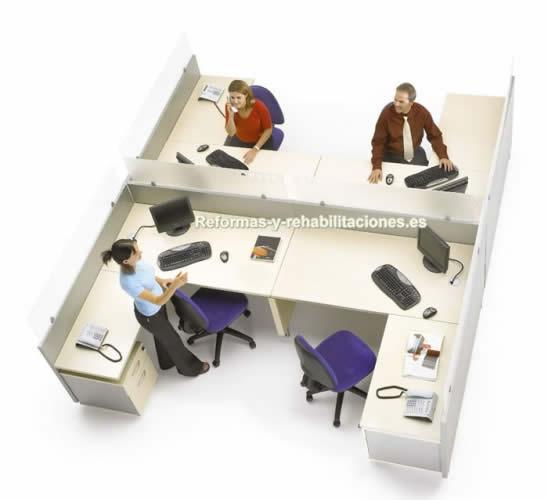 separadores oficinas ofiprix muebles de oficinas