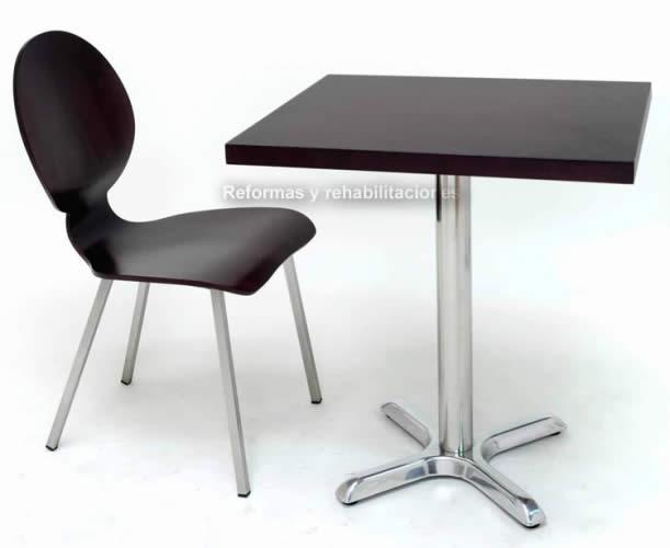 Cromobel mobiliario hosteler a mesas y sillas de hosteler a cromobel - Sillas hosteleria barcelona ...