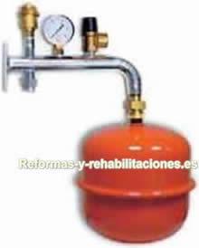 Vasos de expansi n accesorios fontaner a potermic - Accesorios de fontaneria ...
