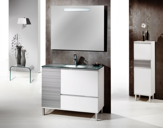 Muebles de ba o mobiliario de ba o torvisco - Mobiliario bano ...