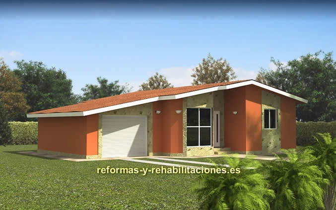 Casas ecol gicas casas modulares tecnohome - Casa ecologicas prefabricadas ...