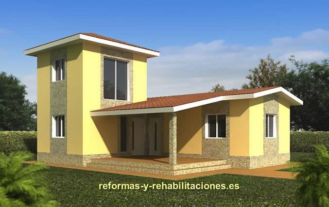 Modelos casas modulares casas modulares tecnohome - Casas prefabricadas en burgos ...