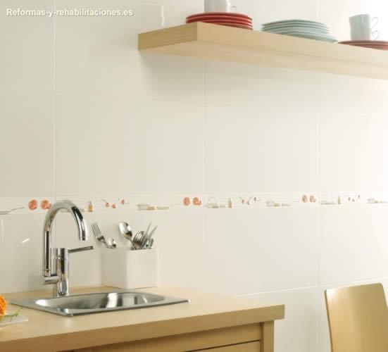 Azulejos cocina azulejos y pavimentos mallol for Pavimentos para cocinas