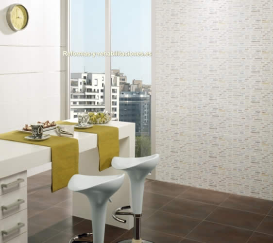 Cer mica cocinas azulejos y pavimentos mallol - Azulejos mallol ...