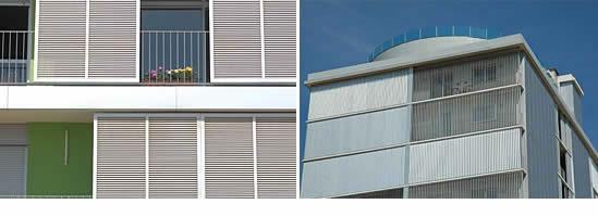 Cerramientos De Balcones Extrusion De Aluminio Exlabesa - Balcones-aluminio
