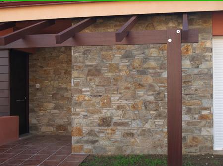 Piedra chapa montemar piedras para revestimientos - Piedra artificial para fachadas ...