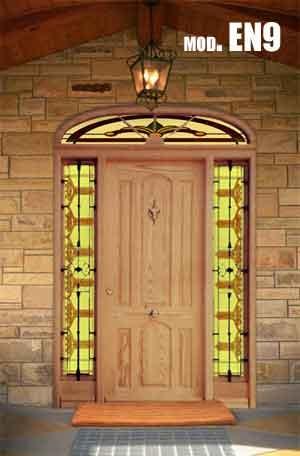 Puertas De Madera Exterior Puertas De Interior Y
