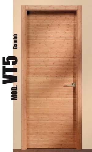 Puertas de madera interior puertas de interior y - Puertas de madera interior ...