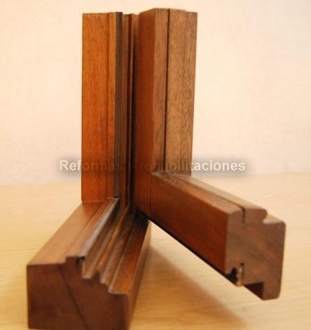 Puertas de calle madera maciza fabrica de puertas de for Imagenes de puertas de madera