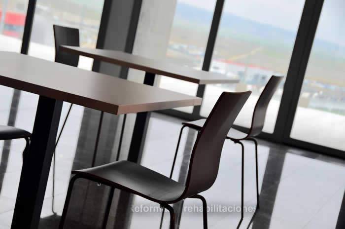 Mesas y sillas para empresas ondarreta mesas y sillas s l for Sillas para empresas