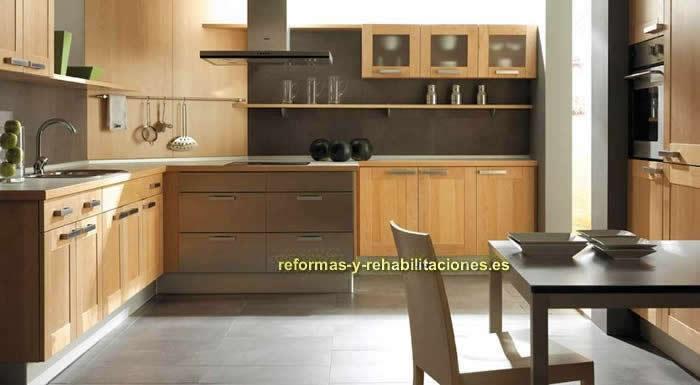 Muebles Alta Gama : Cocinas de alta gama diseño xey