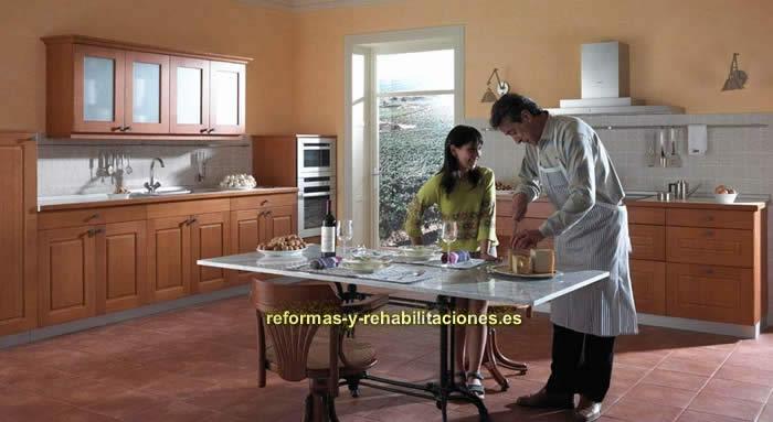 Cocinas de moda cocinas de dise o xey for Muebles de cocina xey