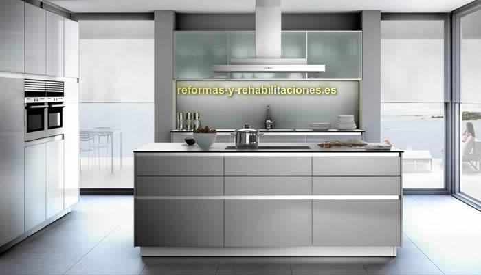Cocinas Modernas - Cocinas de diseño Xey