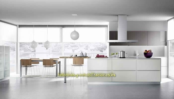 Dise o de muebles de cocina con medidas - Cocinas con diseno ...