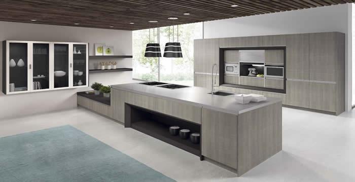 Cocinas Modernas - Muebles de cocina Nobelcur