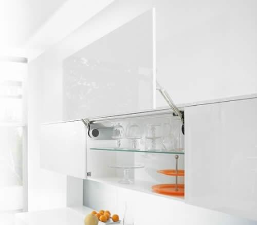 Sistema de apertura muebles de cocina nobelcur - Muebles de cocina en leon ...