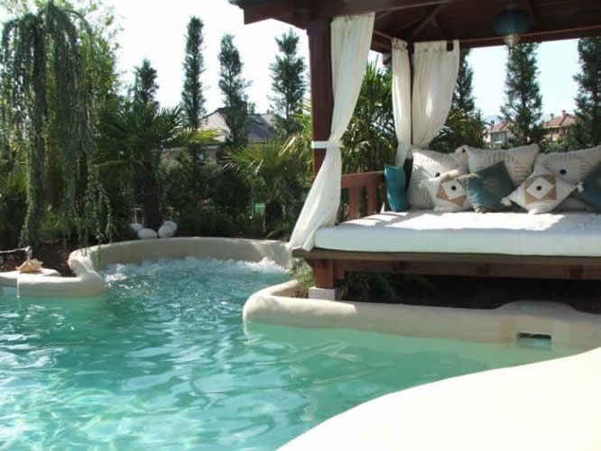 Piscinas de calidad piscinas de arena natursand - Piscinas de arena natursand ...