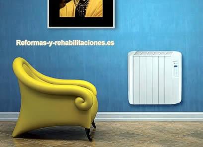 Calefacci n el ctrica sistemas de calefacciones haverland - Sistemas de calefaccion electrica ...
