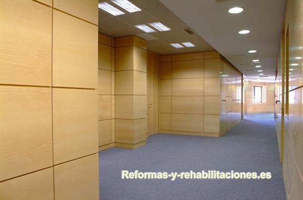Separadores para oficinas mamparas de oficina y tabiques for Separadores de oficina