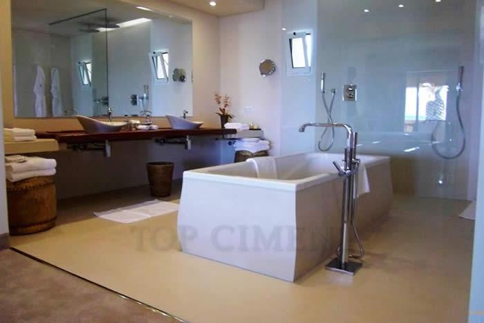 Baños Con Microcemento Fotos:Microcemento Baño – Microcemento Madrid