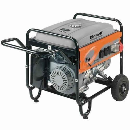 Einhell generadores electricidad herramientas hans einhell - Generador de electricidad ...