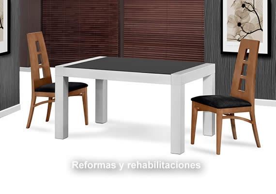Mesas y sillas modernas almosa dise o y calidad for Sillas diseno madrid