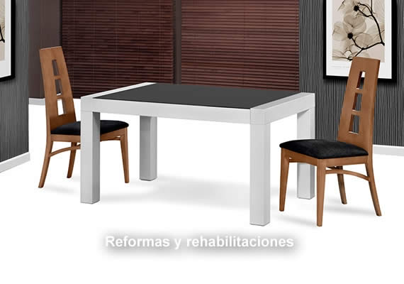 Mesas y sillas modernas dise os arquitect nicos - Mesas y sillas modernas ...