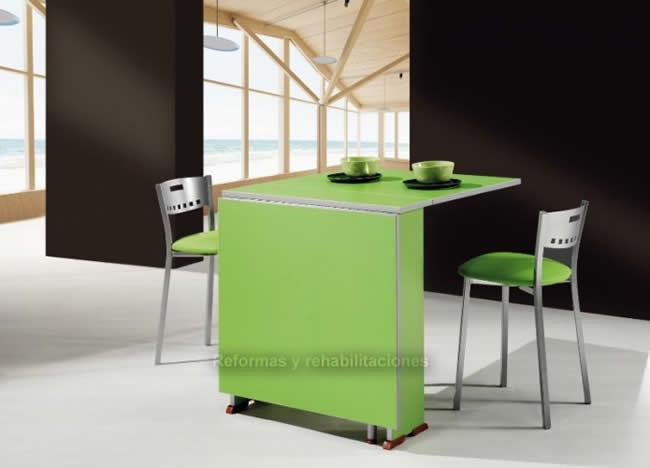 Mesas de cocina abatibles mesas y sillas h lcar - Mesas de cocina abatibles ...