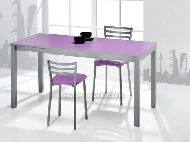 Sillas Y Mesas Cocina - Mesas y sillas Hólcar