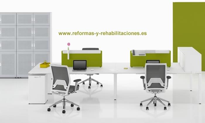 Montajes Oficinas - Muebles y sillones de oficinas Vitra