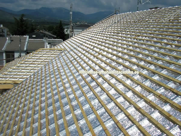 Tejados cubiertas lamas tejados de pizarra cubiertas lamas - Cubiertas de pizarra en madrid ...