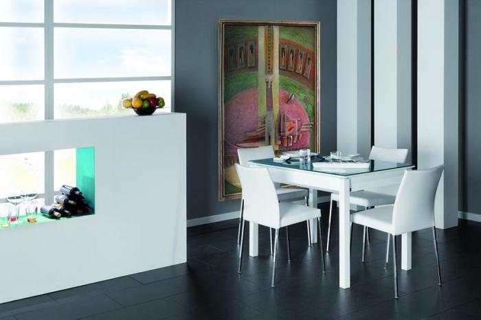 Mesas de dise o de cocina discalsa mobiliario - Mesas y sillas de cocina de diseno ...
