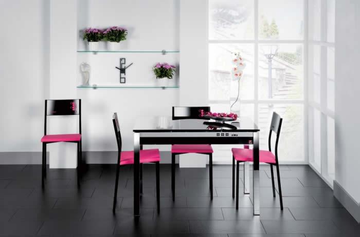 Sillas y mesas de cocina discalsa mobiliario - Mesa y sillas para cocina ...