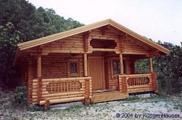 Viviendas madera casas rocher sl - Casas de madera valencia ...