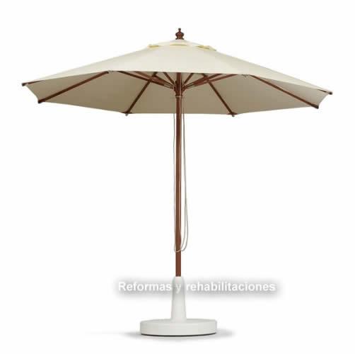 Medialuna parasoles parasoles y sombrillas medialuna - Sombrillas y parasoles ...