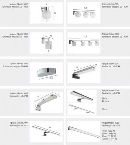 Accesorios sanchis muebles de ba o sl for Accesorios bano baratos