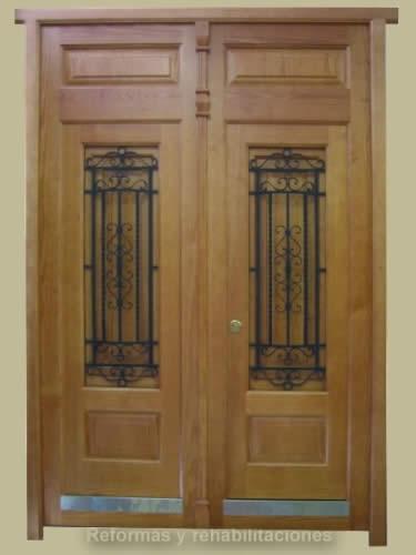 Puertas calle mobila cano puertas - Puertas antiguas de madera ...