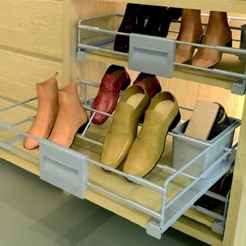 Armarios zapatero accesorios cocinas y armarios for Accesorios armarios cocina